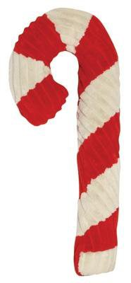 Dog Clothes Adorable Red & White Supersoft Corduroy Candy Cane