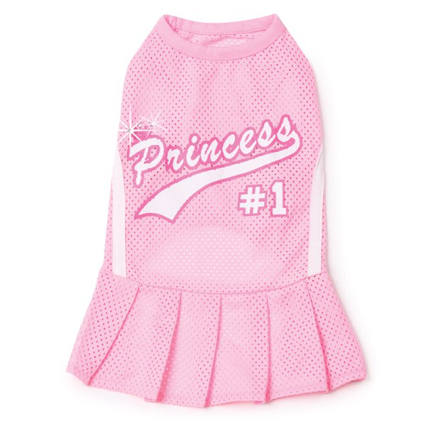 Dog Clothes Adorable Princess Royalty Jersey Dress