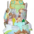 Monkey Business Diaper Cake