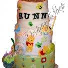 Hunny Pot  Diaper cake