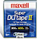 Maxell SDLTII 183715 - Data Cartridge 300/600GB Tape Media