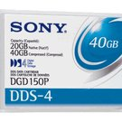 DDS-4  Data Cartridge  20/40GB 4mm 150m Tape Media