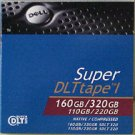 Dell Super DLT SDLT1 09W085 Data Cartridge, Tape  Media