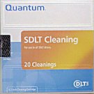 Quantum MR-SACCL-01  SDLT Cleaning Cartridge Tape for SDLT-1, SDLT-2 & DLT-S4 Drives