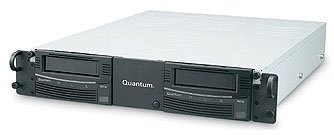 Quantum BC-RAXDX-EY - DLT-S4, 2U Rackmount Tape Drive, 800GB/1.6TB, New
