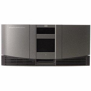 HP AD584B  - Super DLT 600, 5U Rackmount Tape Library, 7.8/15.6TB