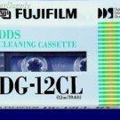 Fuji 26049006 -  4mm, DAT,  DDS-1,2,3,4 Cleaning Cartridge Tape, DG-12CL