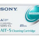 Sony SDX5-CL - 8mm, AIT AME, Cleaning Cartridge, AIT-5