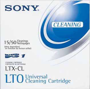 Sony LTX-CL  LTO Ultrium Cleaning Cartridge Tape