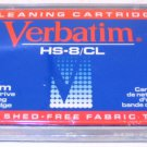 Verbatim 89616 - 8mm, D8 Cleaning Cartridge, 18 Pass