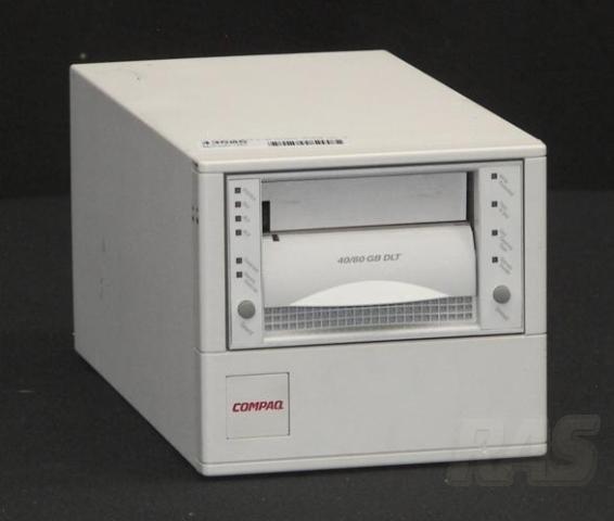 HP C5726A - DLT 8000, EXT. Tape Drive, 40/80GB
