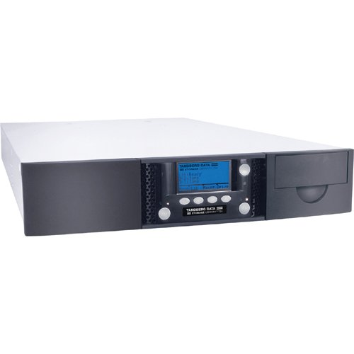 Tandberg 2481 - LTO5, 2U Rackmount T24 Tape Library, 12/24TB, HH
