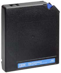 IBM 08L6088 - 1/2 Inch, 3590E Data Cartridge, 20/60GB, Magstar, Tri-Optic Lable Only