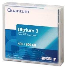 Quantum LTO-3 MR-L3MQN-01 Data Cartridge Tape Media, Ultrium-3
