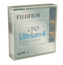 Fujifilm 26247007 Data Cartridge Tape, LTO4 Media