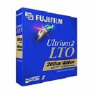 Fuji 26220001 LTO-2  Data Cartridge - 200/400GB  Ultrium 2