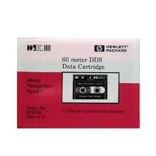HP C5705A - 4mm, DDS-1 Data Cartridge, 60m, 1.3/2.6GB