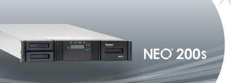 Overland OV-LNS101714 - LTO5, INT. 2U Autoloader, 1.5/3TB, FH