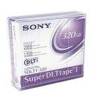 Sony SDLT1-320 - Data Cartridge Tape Media,  Super DLTtape I