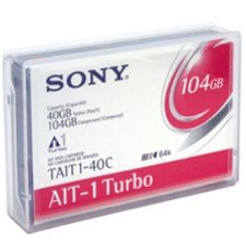 Sony TAIT1-40C, AIT-1 Turbo Tape Media,  40/104GB Data Cartridge (With M.I.C)
