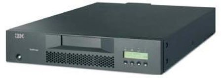 IBM 3623-2SX - Super DLT 320, 2 U Rackmount Tape Autoloader, 1.28/2.56TB