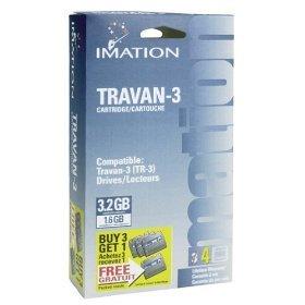 HP HPTR-3, Travan TR-3 Data Cartridge 1.6/3.2GB