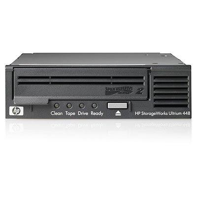 HP DW028B - LTO2, Ultrium 448, 1U Rackmount Tape Drive, 200/400GB, HH