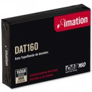 IMATION 26837 - Data Cartridge Tape, 4mm DDS-6, DAT160, 160m, 80/160GB