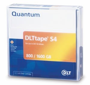 Quantum MR-S4MQN-01 DLT-S4 Tape 800GB/1.6TB  Data Cartridge