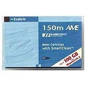 EXABYTE 00573 -  AME Mammoth 2,  8mm  Data  Cartridge,150m, 40/100GB