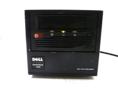 Dell 0U3569 - Super DLT 320, EXT. Tape Drive, 160/320GB