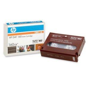 HP C8011A -  Data Cartridge Tape, 4mm DDS-6, DAT160, 160m, 80/160GB