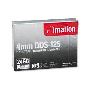 Imation 11737 -  4mm, DDS-3 Data Cartridge, 125m, 12/24GB