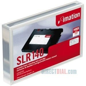 Imation 16891 - SLR140 Data Cartridge, 70/140GB
