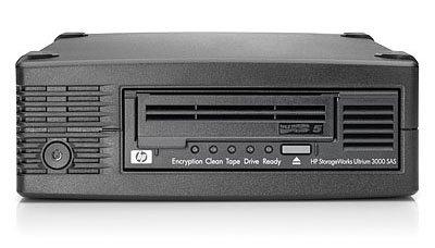 HP EH958A - LTO5, Ultrium 3000 EXT. Tape Drive, 1.5/3TB, HH