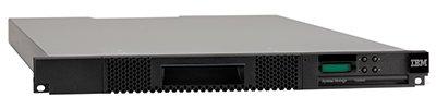IBM 3572S4R - LTO4, 1U Rackmount Autoloader, 7.2/14.4TB