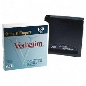 Verbatim 94120 - SDLT1 Tape,  Media Data Cartridge
