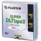 Fujifilm SDLTII 26300201 - Data Cartridge,  SUPER DLTtape II