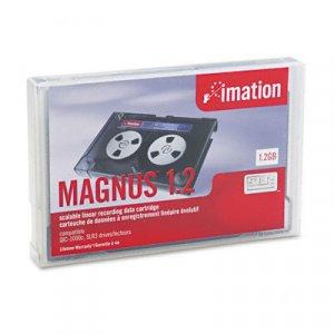 Imation 46165 , QIC 1/4 in.  Tape Backup,  Data Cartridge, DC9120, Magnus 1.2GB