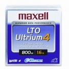 Maxell 183906 Data Cartridge, Tape Media, LTO4, Ultrium-4