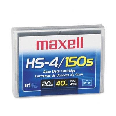 Maxell 200028 -  4mm, DDS-4 Data Cartridge, 150m, 20/40GB