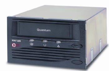 Quantum TR-S23XA-YF - Super DLT 320, INT. Tape Drive, 160/320GB, New