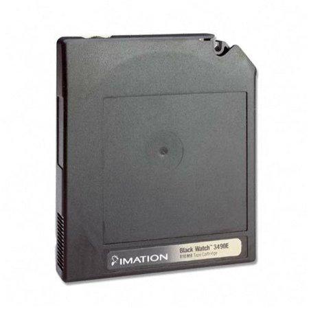 Imation 46138 - 1/2 Inch, 3490E Data Cartridge, Blackwatch, 810MB