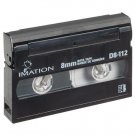 Imation 40858 - 8mm, D8 Data Cartridge, 112m, 2.3/5/10GB