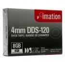 DDS-2  120m 4/8GB Tape Media