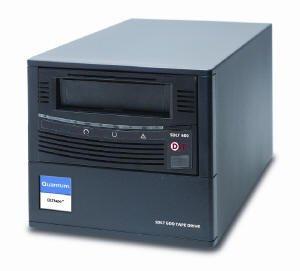Quantum TR-S34BX-EO - Super DLT 600, EXT. Tape Drive, 300/600GB, New