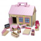Take-Along Country Cottage Dollhouse