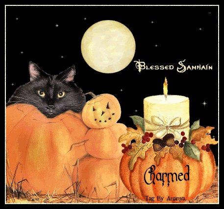 Samhain Incense Set