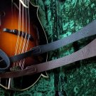 "Long Hollow Leather ""Softy"" mandolin Strap"