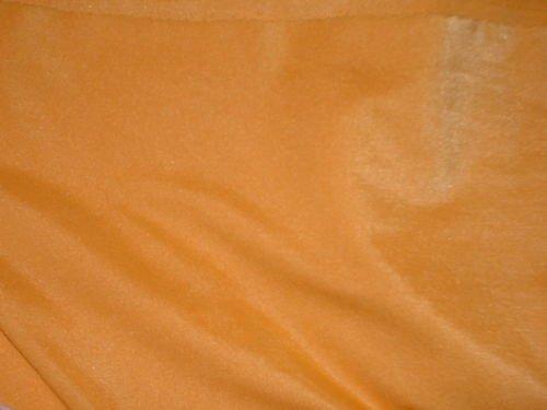 """Gold Lycra Spandex Fabric 68"""" W 7 1/3 Yards"""